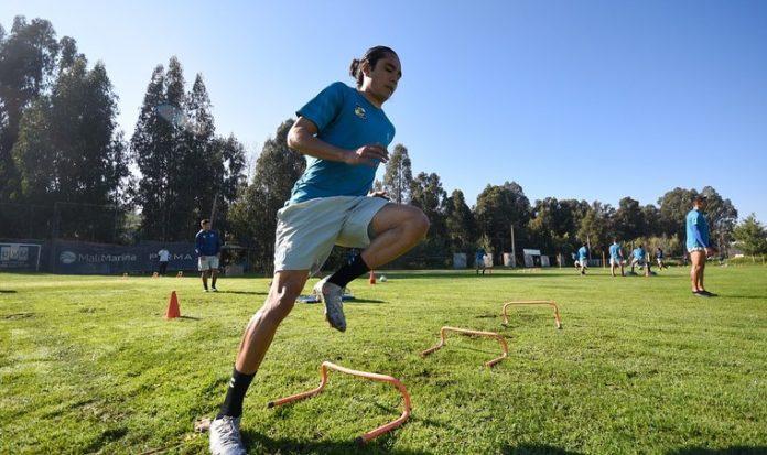Reporta Jorge Díaz Price con el Everton de Chile