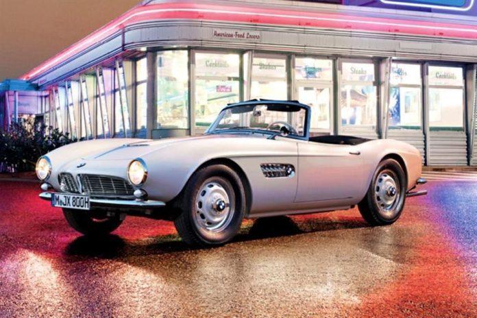 Un desvalijado BMW que resultó ser de Elvis